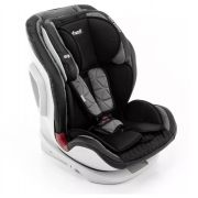 Cadeira Auto Reclina Cockpit Isofix Grafito (Cinza) 9 a 36kg - Infanti