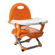 Cadeira de Alimentação Pocket Snack Mandarin (Laranja) - Chicco