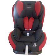 Cadeira de Auto Long Life à 36Kg Preto / Vermelho - Dzieco
