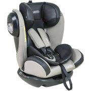Cadeira Para Auto Até 36kg - Stretch - Preto Com Cappuccino - Kiddo