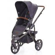 Carrinho de Bebê Salsa 3 Rodas Style Street (Cinza Escuro) - ABC Design