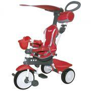 Triciclo Comfort Ride 3x1 Top Vermelho - Xalingo