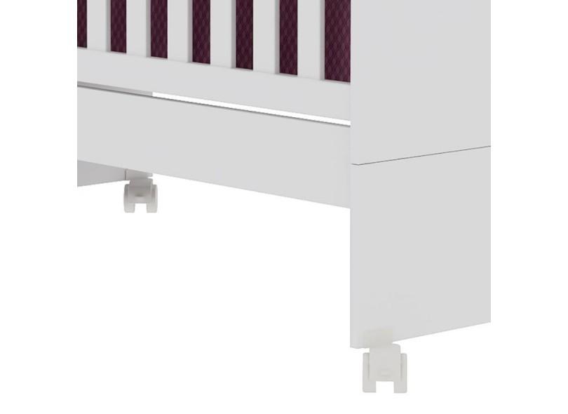 Berço Minicama Sonetto 3 em 1 Branco - Tcil