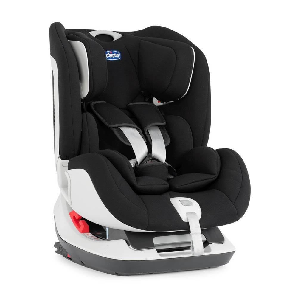 Cadeira Auto Seat Up 012 Black (Preta) - Chicco