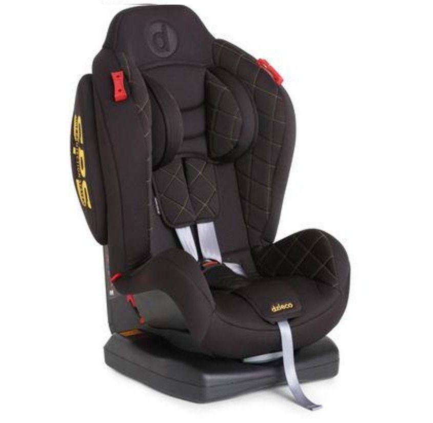 Cadeira de Carro Zaya Preto - Dzieco