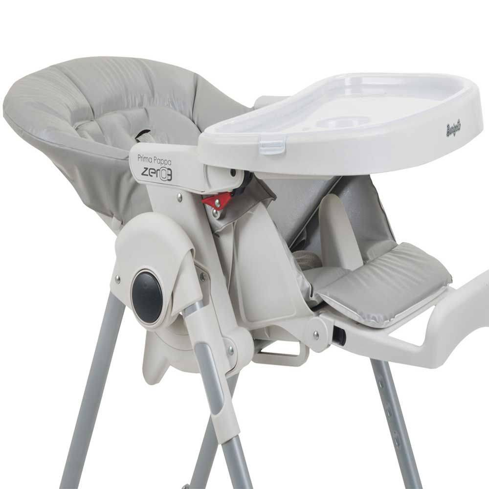 Cadeira de Refeição Prima Pappa 0-3 anos Ice - Burigotto