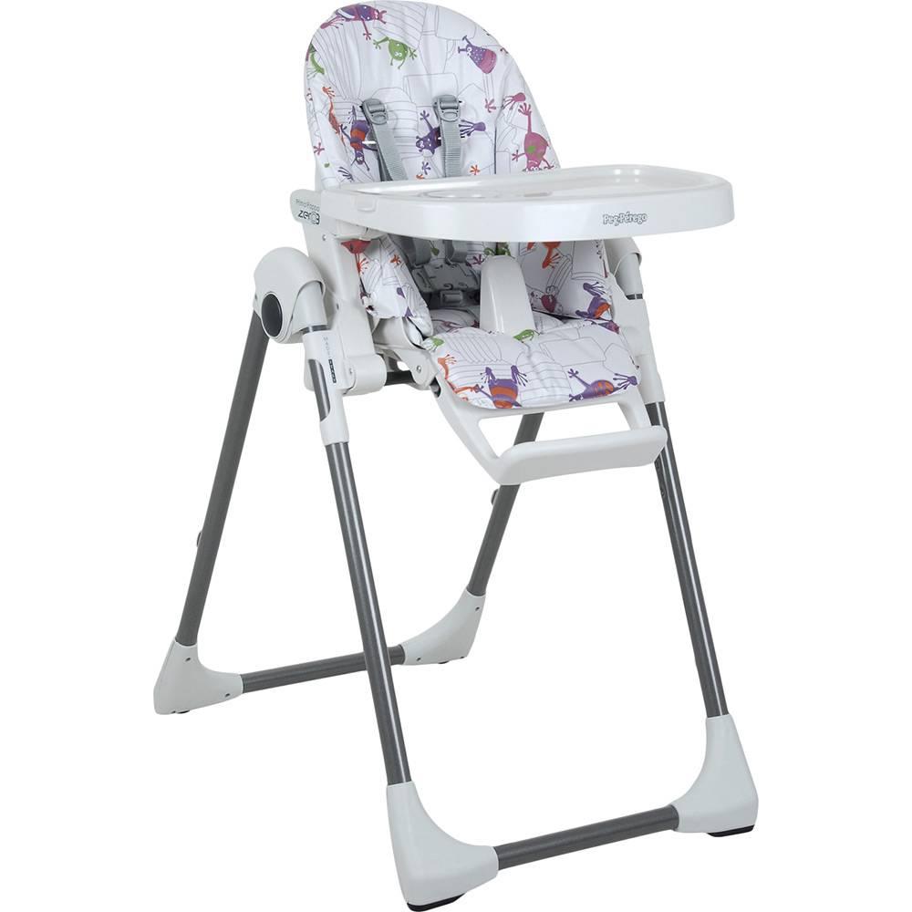 Cadeira de Refeição Prima Pappa 0-3 anos Monstrinhos - Burigotto