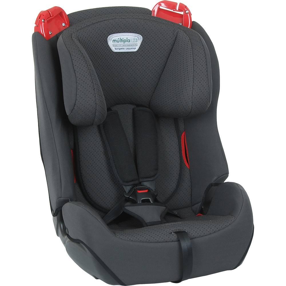 Cadeira para Auto Burigotto Múltipla Memphis 9kg à 36kg - Burigotto