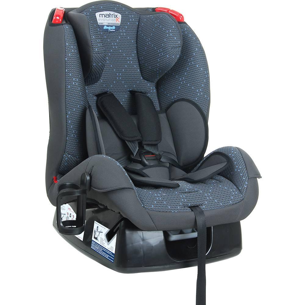 Cadeira para Auto Matrix Evolution K-Dallas Até 25Kg - Burigotto