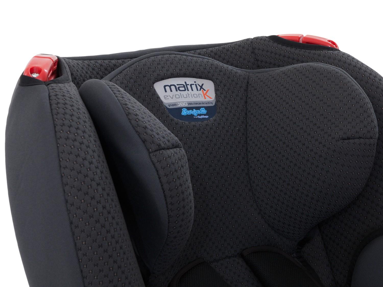 Cadeira para Auto Matrix Evolution K-Memphis Até 25Kg - Burigotto