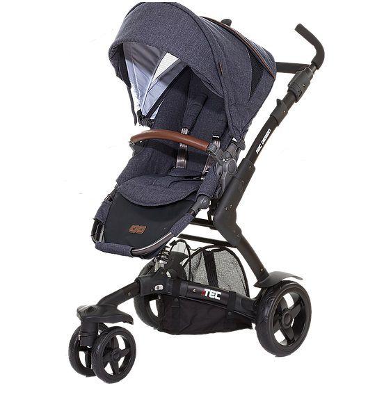 Carrinho De Bebê 3 Rodas 3 Tec Style Street - Abc Design