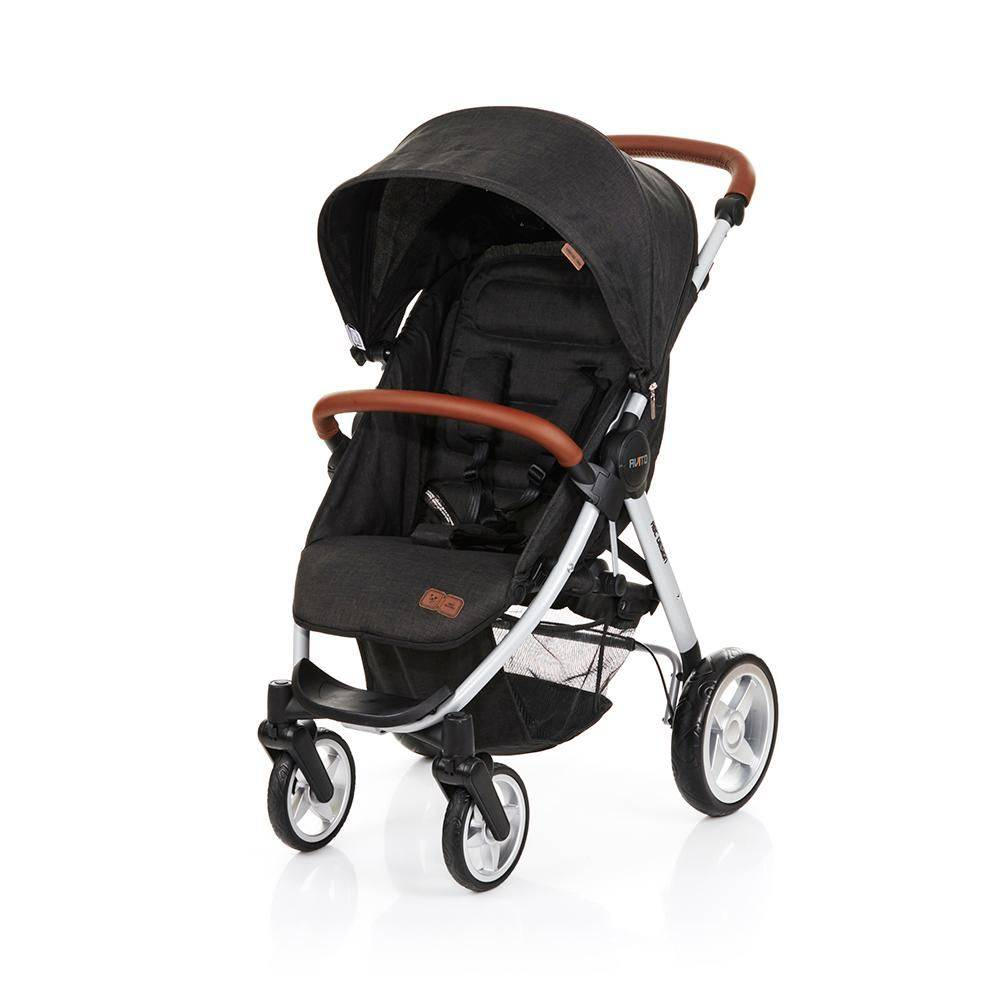 Carrinho De Bebê Avito Piano com Bebê Conforto Risus - Abc Design