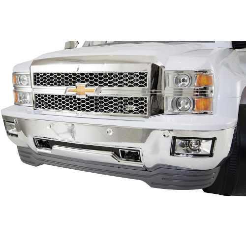 Carro Elétrico Pickup Chevy Silverado 12v Branco 2 Lugares - Biemme