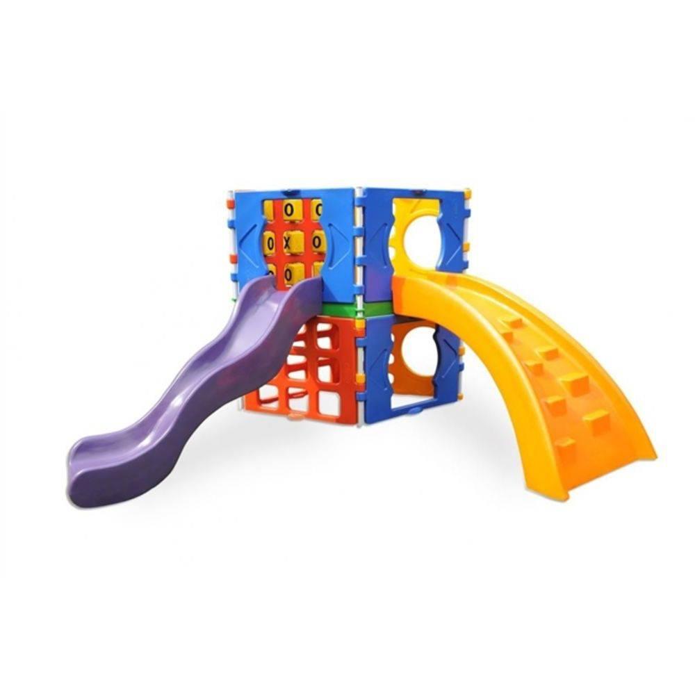 Playground Multi Atividades PolyPlay Super- Xalingo