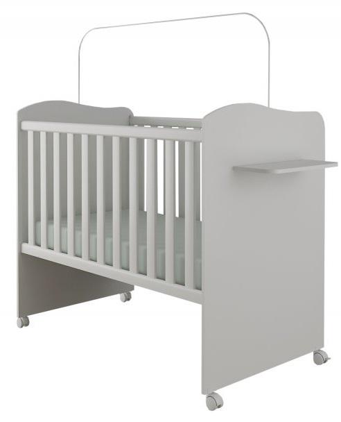 Quarto Infantil Completo Imperial 4 Portas Branco - Canaã
