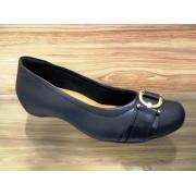 Sapato Salto Embutido Sneaker Napa