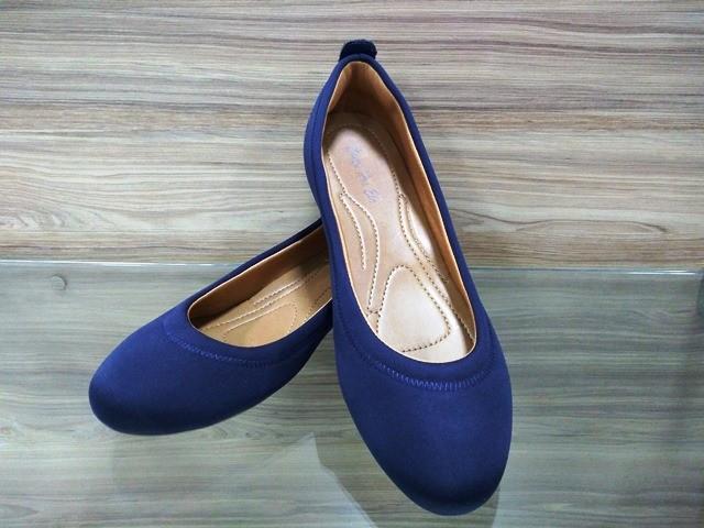 Sapato Salto Embutido