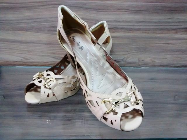 Sapato Vazado