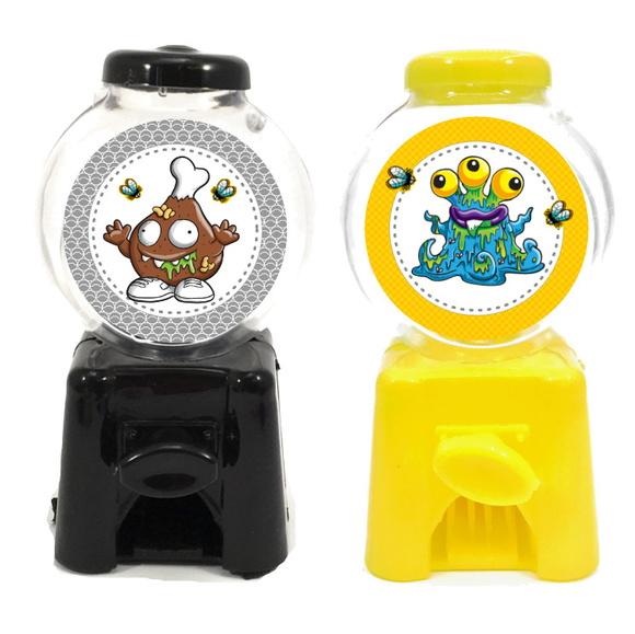 Mini Candy Machine - Trash Pack  - Marina Levy Festas