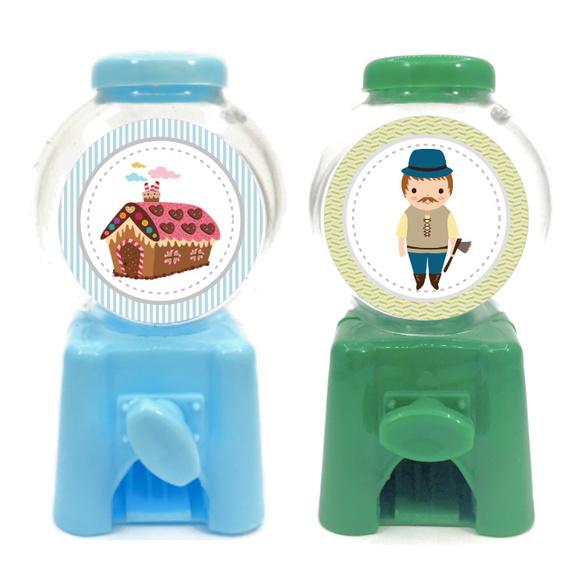 Mini Candy Machine - João e Maria  - Marina Levy Festas