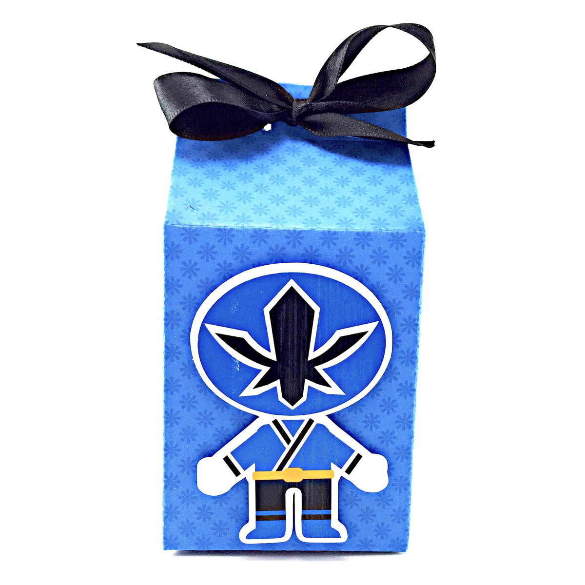 Caixinha Milk - Power Rangers  - Marina Levy Festas