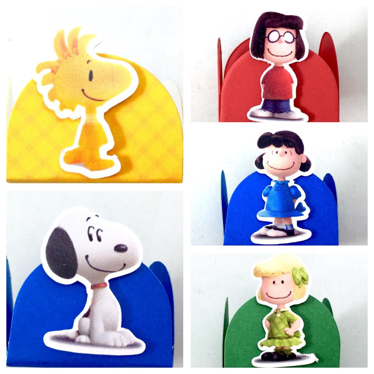 Forminha 3D - Snoopy