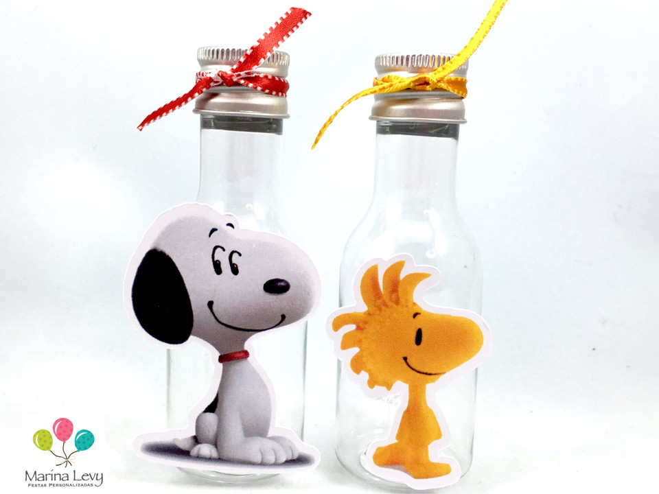 Kit Festa 150 Itens 3D - Snoopy  - Marina Levy Festas