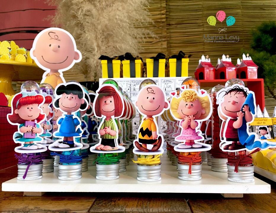 Tubete - Snoopy  - Marina Levy Festas