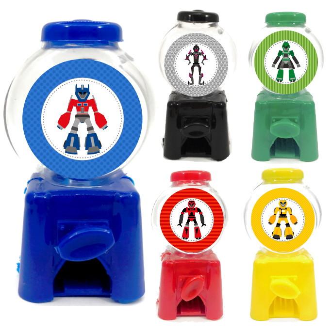 Mini Candy Machine - Transformers