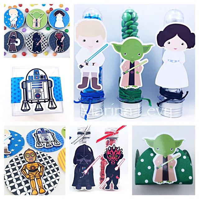 Kit Festa - Star Wars