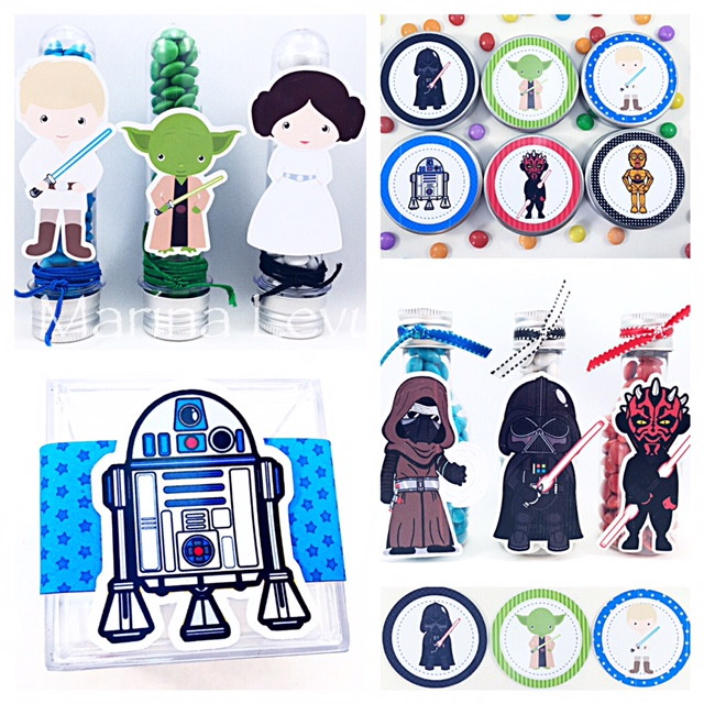 Kit Festa Premium - Star Wars