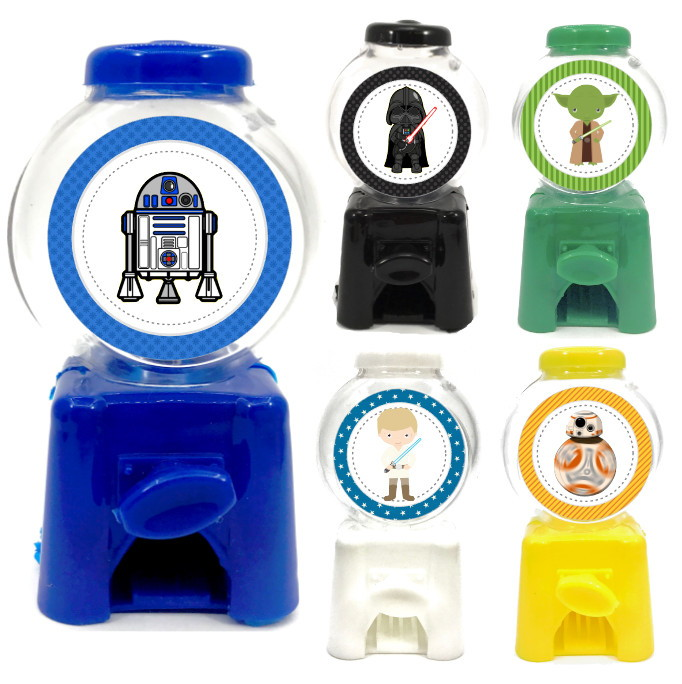 Mini Candy Machine - Star Wars
