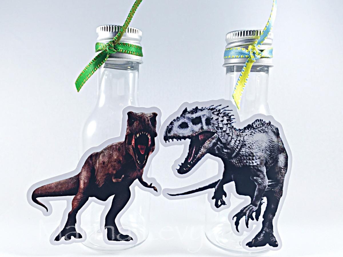 Garrafinha 50ml - Dinossauros