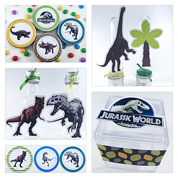 Kit Festa Premium - Dinossauros