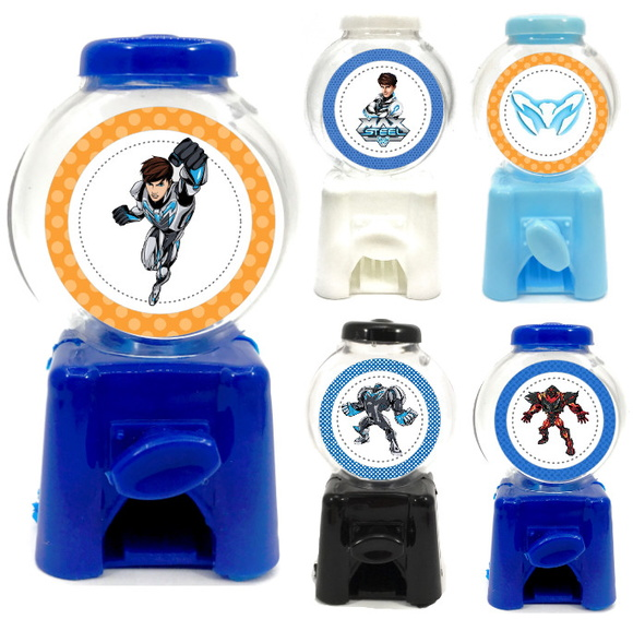 Mini Candy Machine - Max Steel