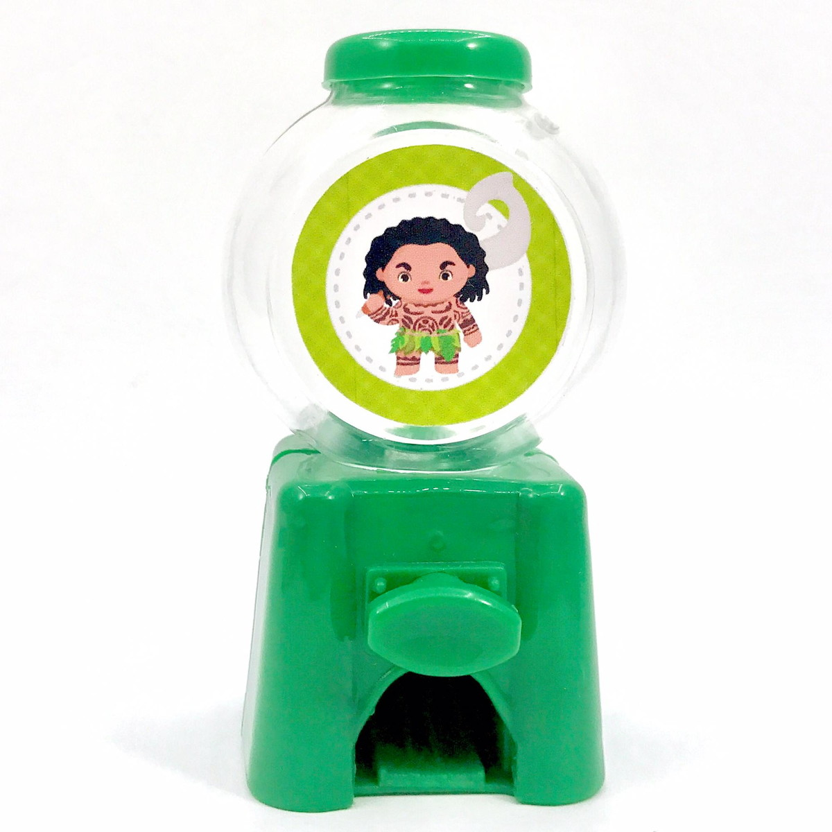 Mini Candy Machine - Moana Cute  - Marina Levy Festas