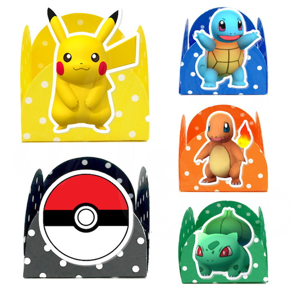 Forminha 3D - Pokemon Go