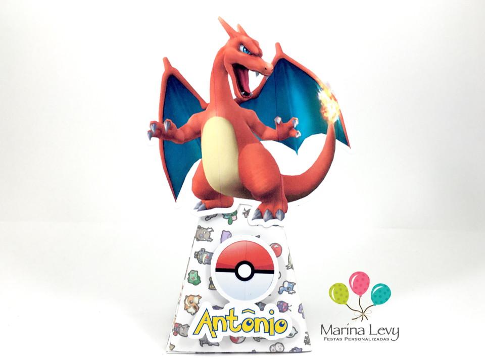 Cone quadrado - Pokemon Go