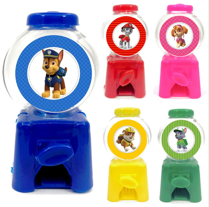 Mini Candy Machine - Patrulha Canina