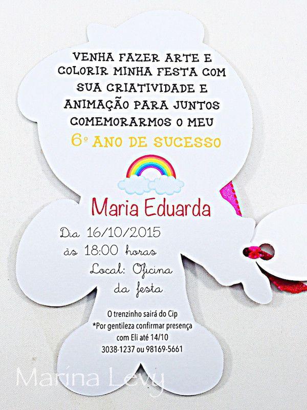 Artes  - Monte seu Kit  - Marina Levy Festas