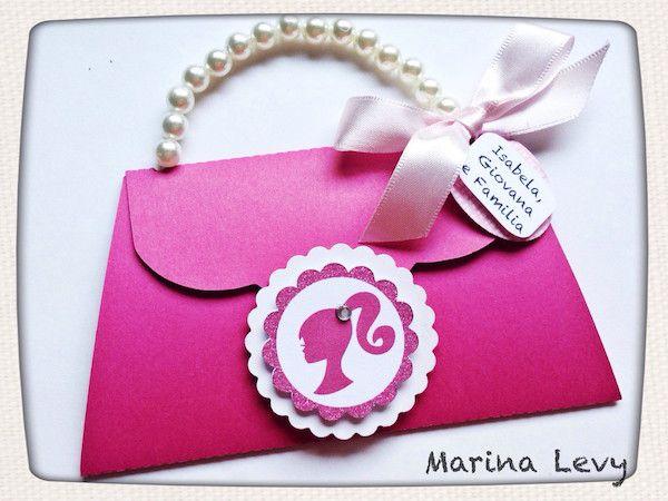 Barbie - Monte seu Kit  - Marina Levy Festas