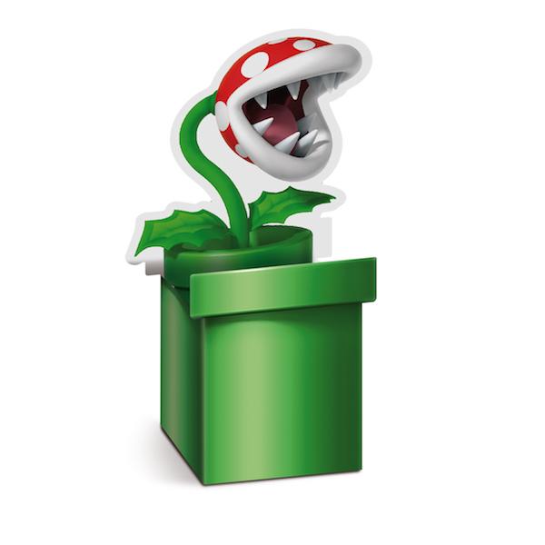 Cachepot Cano - Super Mario