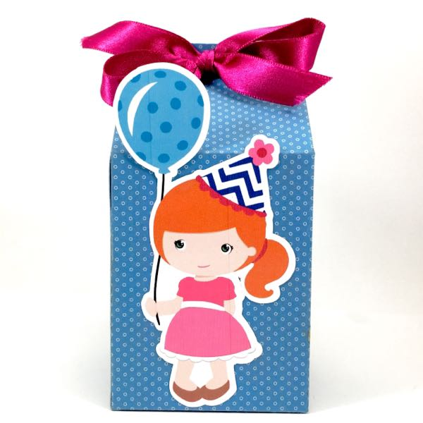 Caixa Milk;  - Marina Levy Festas