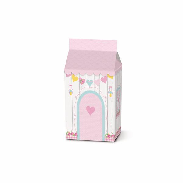 Caixa Milk - Cupcakes