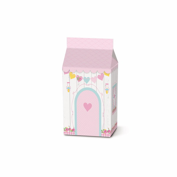 Caixa Milk - Cupcakes  - Marina Levy Festas