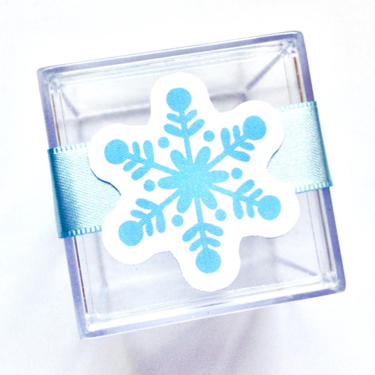 Caixinha Acrílico - Frozen