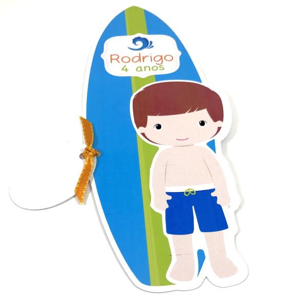 Convite Corpinho - Surf / Praia
