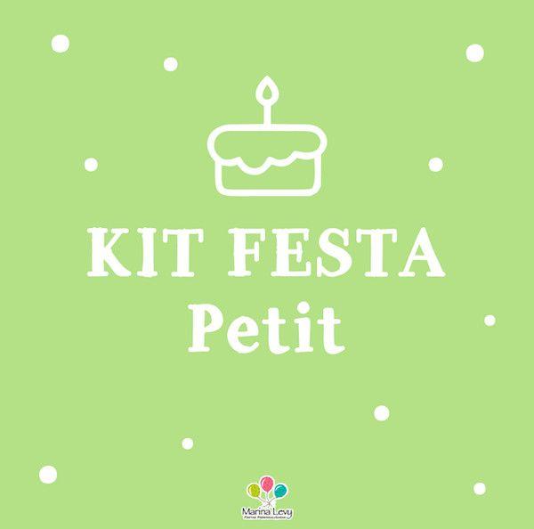 Kit Festa Petit  - Marina Levy Festas