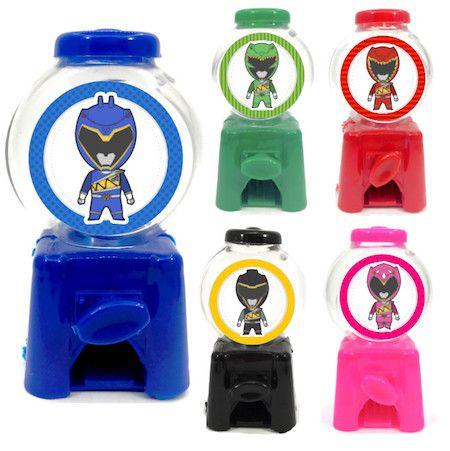Dino Rangers  - Monte seu Kit  - Marina Levy Festas