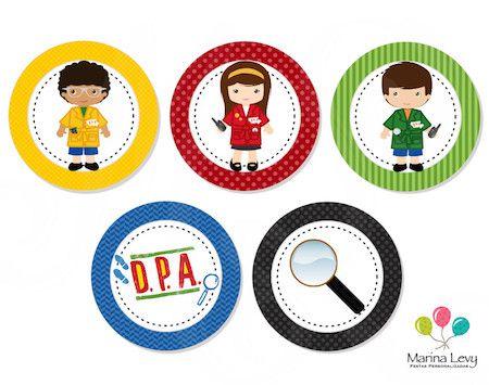 DPA - Monte seu Kit